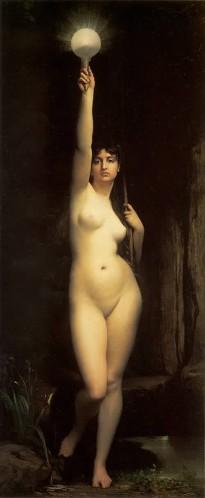 La Vérité (1870 by Lefebvre