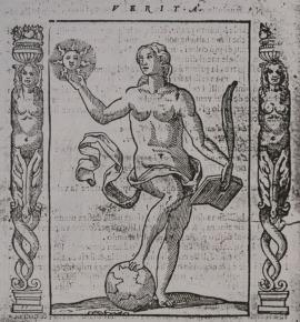 Verita (1593), by Ripa