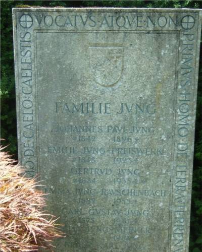 C.G.J. epitaph